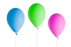 Coloured balloons Royalty Free Stock Image