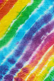 Colourful tie dye pattern background. Stock Images