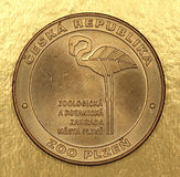 Commemorative coins Royalty Free Stock Images