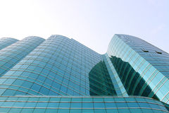 Commercial Building Royalty Free Stock Photos