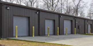 Commercial Maintenance Building Stock Image