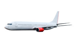 Commercial plane Royalty Free Stock Image