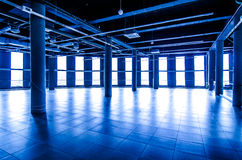 Commercial premises in a shopping center rental Stock Image