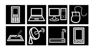 Communication/Technology Icons Stock Image