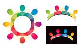 Community Group Logo Stock Photos