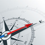 Compass east Stock Images