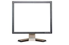 Computer Monitor Stock Images