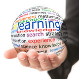 Concept of learning Stock Photo