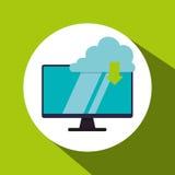 Conception d'icônes de logiciel Image libre de droits