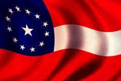 Confederate Flag Royalty Free Stock Photos