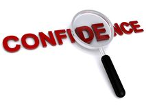 Confidence Stock Image