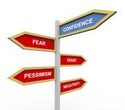 Confidence Stock Photo