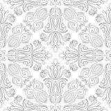 Configuration abstraite orientale Image stock