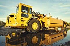Construction heavy duty vehicle equipment Stock Photography