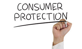 Consumer Protection Stock Image