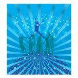 Cool dance Stock Photos