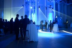 Corporate Party 2 Royalty Free Stock Photo
