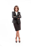 Corporate woman Royalty Free Stock Photography
