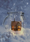 Cosy Home Royalty Free Stock Photo