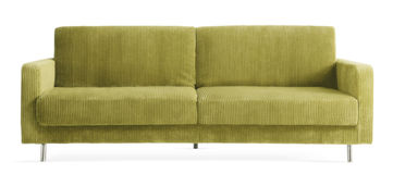 Cosy modern couch Stock Photos