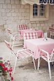 Cosy restaurant Stock Photography