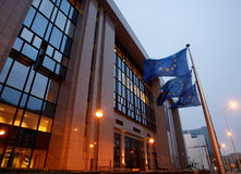 Council of the European Union Royalty Free Stock Photos