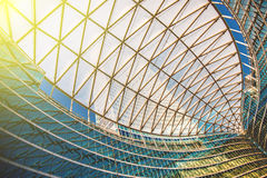 Cristal dome Royalty Free Stock Images