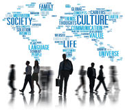Culture Community Ideology Society Principle Concept Royalty Free Stock Image