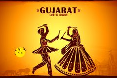 Culture of Gujrat Stock Photography