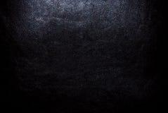 Cuoio nero. Immagine Stock Libera da Diritti