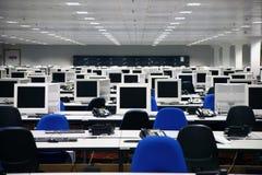 Customer Support Centre Stock Photo