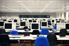 Customer Support Centre Royalty Free Stock Image