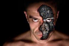Cyborg Imagens de Stock