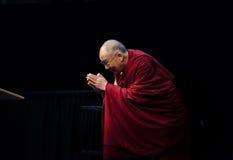 Dalai Lama Fotos de archivo libres de regalías