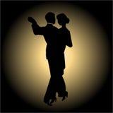 Dance night Stock Image