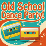 Dance party Royalty Free Stock Images