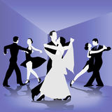 Dance school Stock Photo