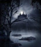 Dark scene Stock Photography