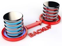 Data Backup Royalty Free Stock Images