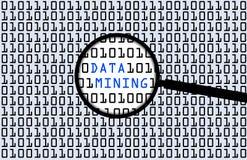 Data mining Stock Photos
