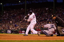 David Ortiz, Boston Red Sox Lizenzfreies Stockbild
