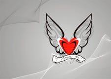 De achtergrond van de Dag van valentijnskaarten Royalty-vrije Stock Foto's