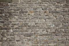 De bakstenen muurachtergrond van het kasteel Royalty-vrije Stock Foto