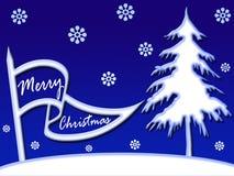 De banner van Kerstmis Royalty-vrije Stock Foto