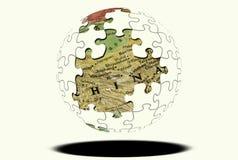 De Bol van het raadsel Stock Afbeelding