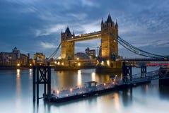 De Brug van de toren - Londen, Engeland Royalty-vrije Stock Fotografie