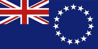 De Cook Eilanden Stock Fotografie