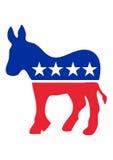 De ezel van Democart Royalty-vrije Stock Afbeelding