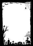De grens van Halloween Royalty-vrije Stock Afbeeldingen