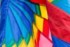 De kleurrijke Close-up van de Banner Royalty-vrije Stock Foto's